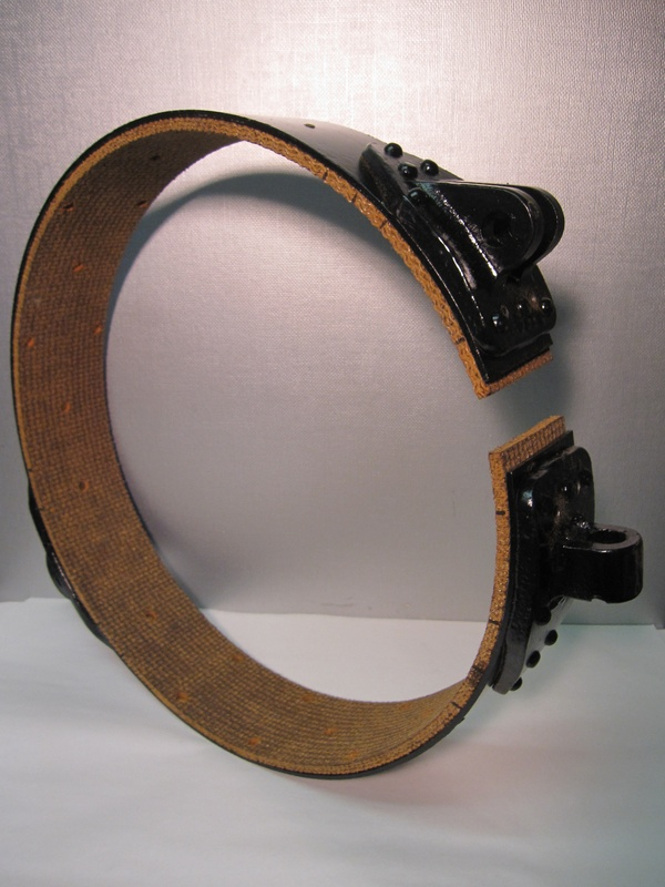 Brake Relining Material : Relined brake band american lafrance type fire truck
